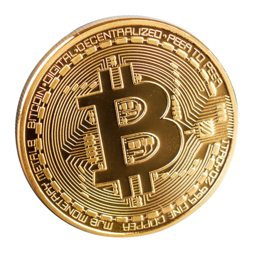 bitcoin logo - Home