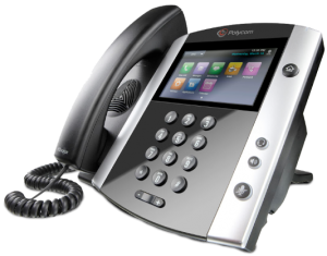 polycom 300x235 - Hosted PBX